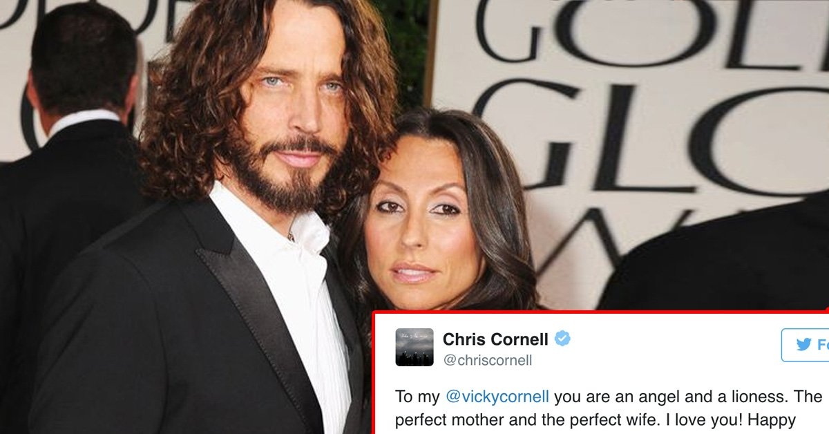 Chris Cornell's Final Tweet To His Wife Before He Passed Away