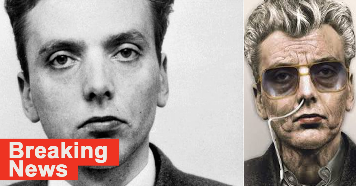 Ian Brady The Moors Murderer Has Died Aged 79