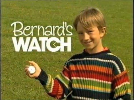 Bernardo y su reloj doblaje cipro