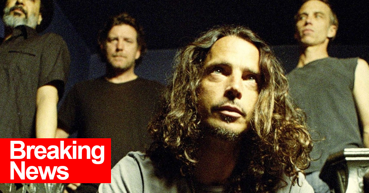 Soundgarden Lead Singer Chris Cornell Dead Aged 52