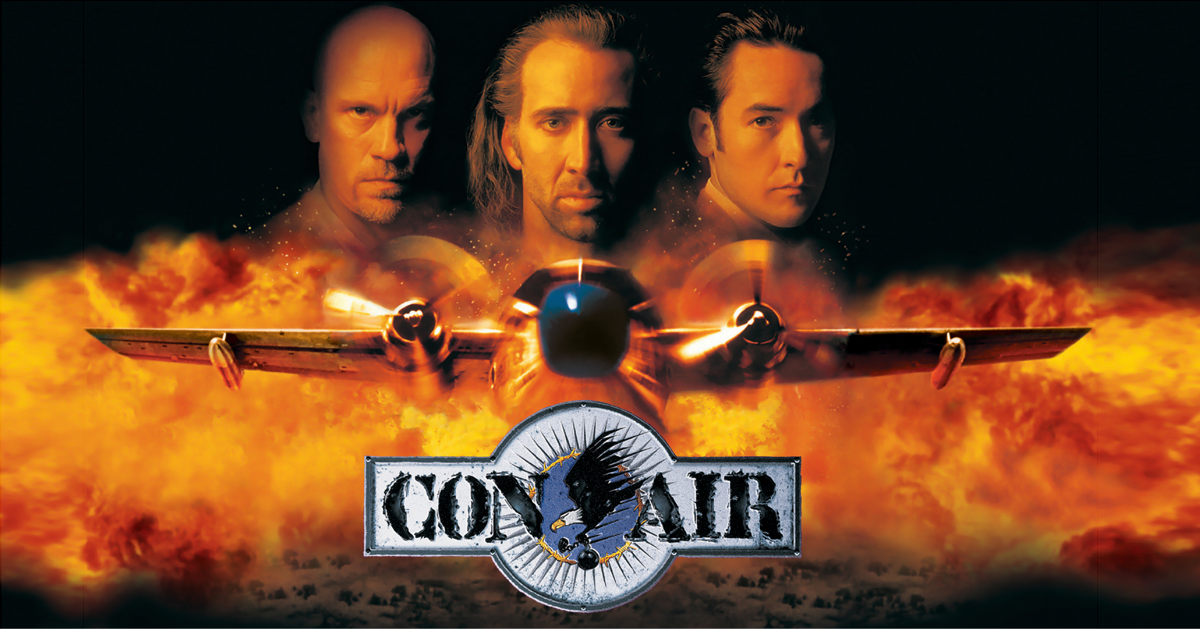 20 Facts About Con Air To Celebrate The Film's 20th Anniversary