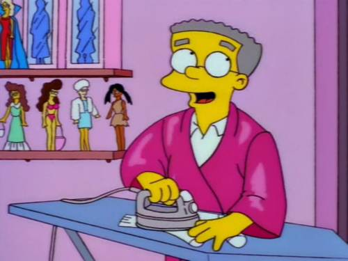 smithers gay singles The producers have previously joked that smithers is not gay, he's burns-sexual having said that a gay dating app) to find smithers a boyfriend.