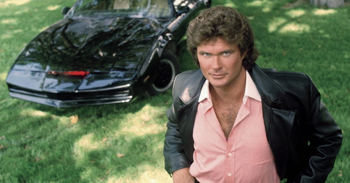 David 'The Hoff' Hasselhoff's 6 Greatest Achievements
