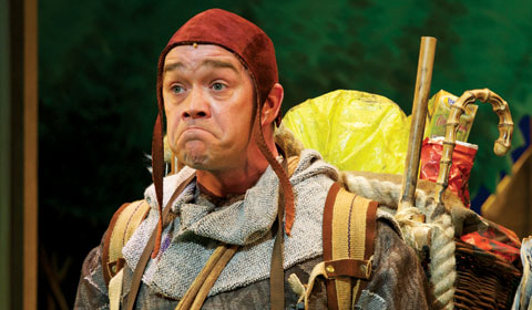 Spamalot 010 Ex-EastEnder Star, Jack Ryder, Looks Unrecognisable As He Returns To Our Screens