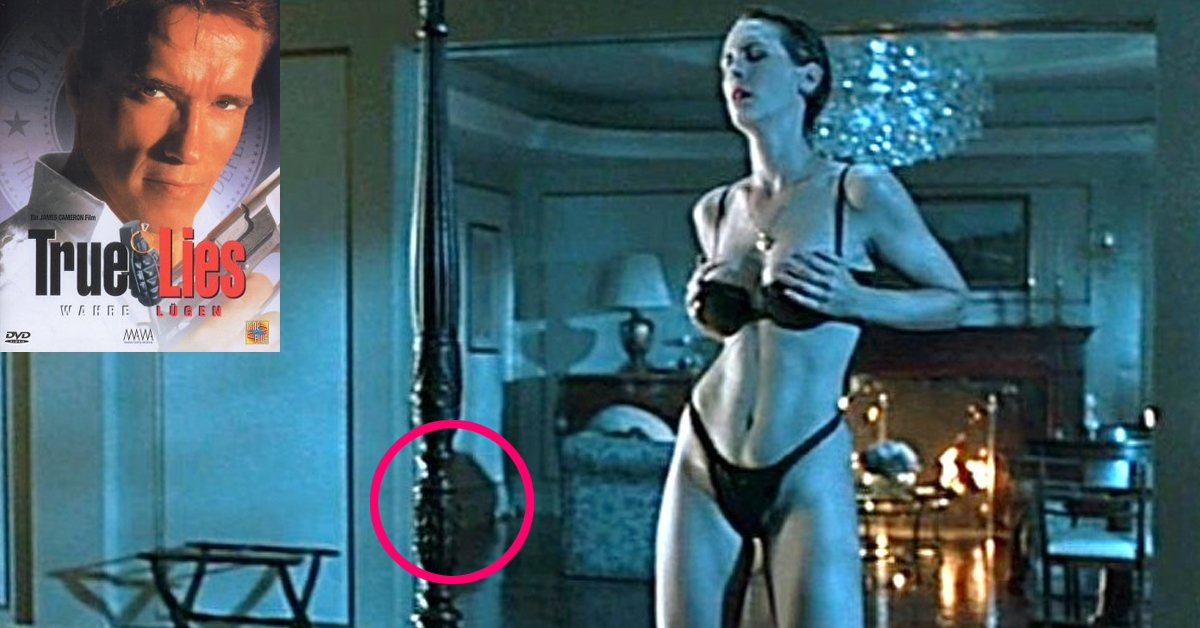 15 Movie Moments That Were Actually Bloopers