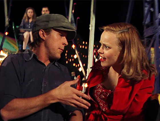 the notebook film techniques