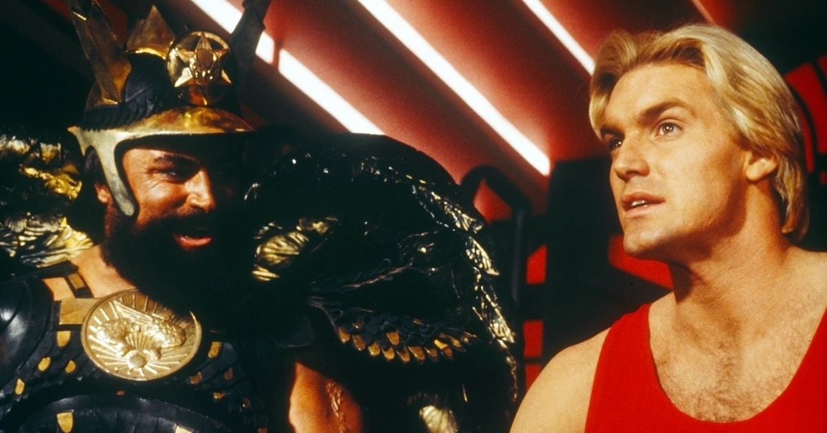 8 Universe Saving Reasons Flash Gordon Is A Cult Classic