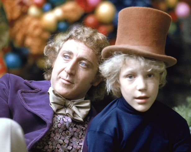 Willy Wonka the Chocolate Factory 38 Former Celebrities Who Now Have Very Different Jobs