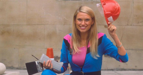 Challenge Anneka Is Back And Fans Can't Ger Over How Good She Looks