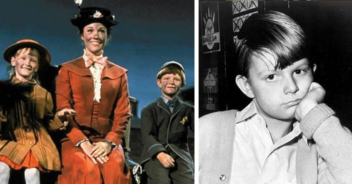 The Devastating Story Of The Boy Who Played Micheal Banks From Mary Poppins