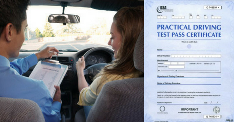 Smarter People Take Longer To Pass Their Driving Test?