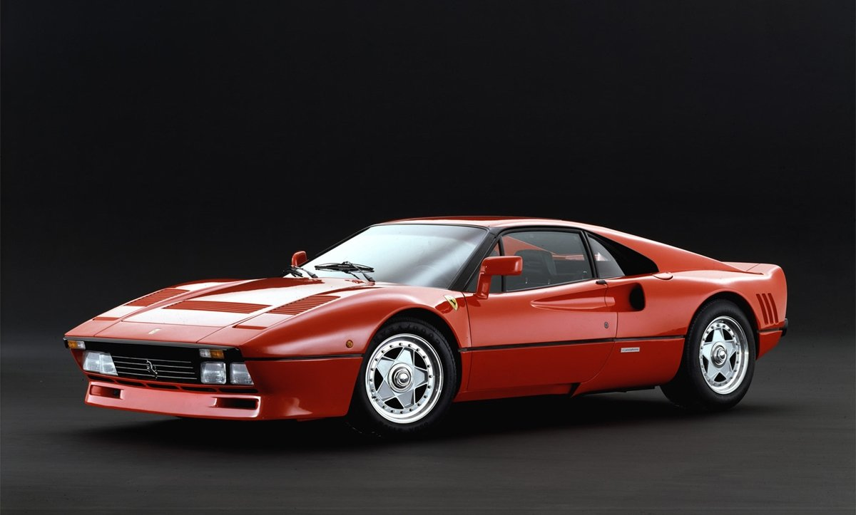 The 12 Most Beautiful Supercars Of The 1980s