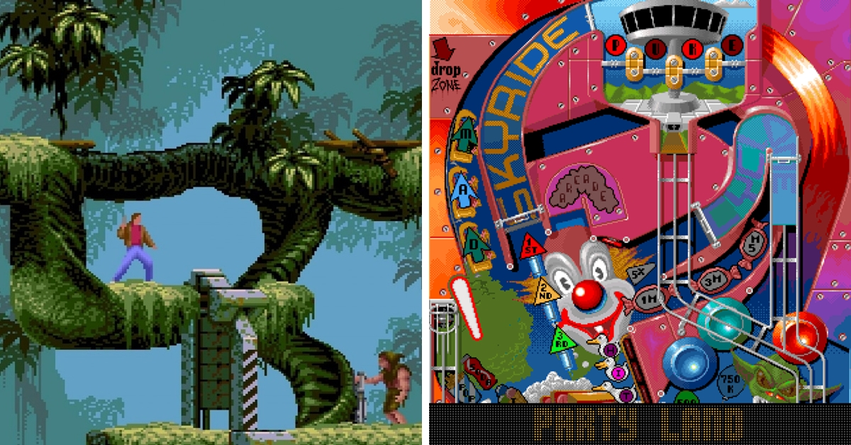 20 Of Our Favourite Commodore Amiga Games