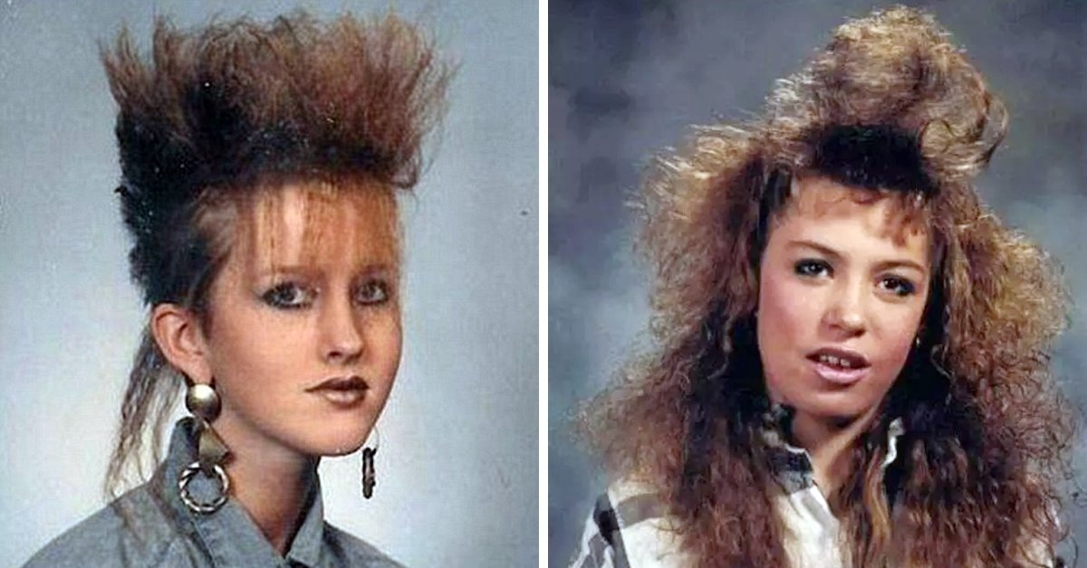 22 Outstanding 80s Hairstyles That Have To Be Seen To Be Believed