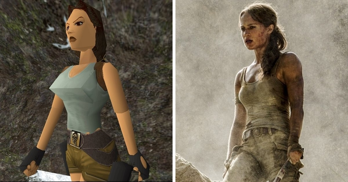 Images From The New Tomb Raider Film Have Been Released