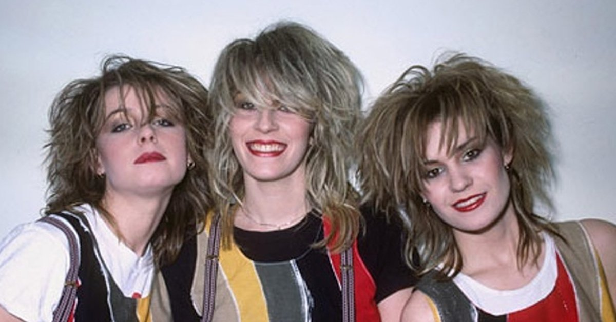 What Your Favourite 80s Female Rockers Are Up To Nowadays  Copy