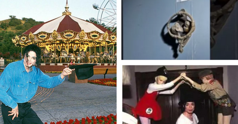17 Strange Things Discovered At Michael Jackson's Neverland Ranch