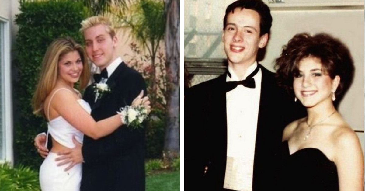 21 Hilariously Awkward Celebrity Prom Pictures
