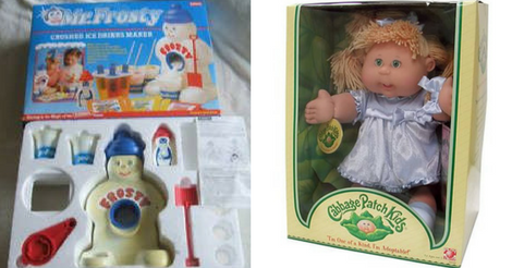 18 Toys Every 80's Kid Wanted