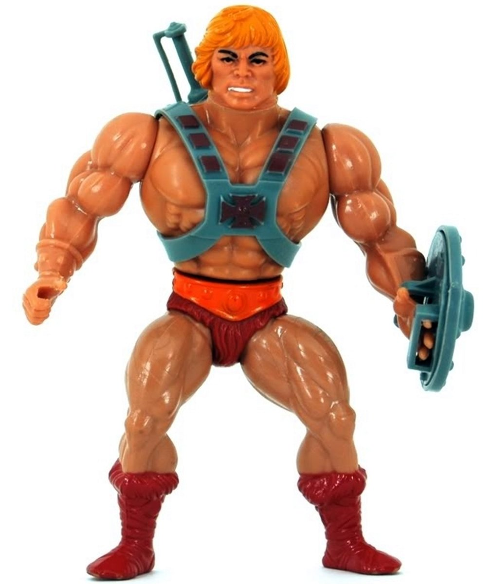 the level of importance and the influence of he man toys on a child An overview on the importance of values and culture in ethical decision making  one of the first questions to consider is 'what a reasonable man would do in.