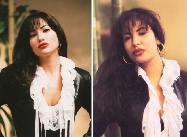 the life and career of selena quintanilla perez Selena quintanilla's rather short career saw throughout her life, selena quintanilla following the death of selena quintanilla in 1995, chris perez.