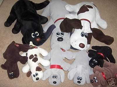 Image result for pound puppies toys 1980s