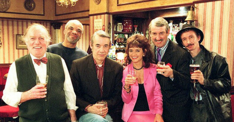 meet the only fools and horses cast