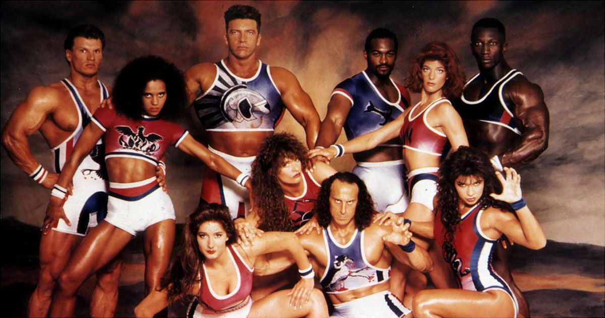 Where Are they Now? The Cast Of Gladiators