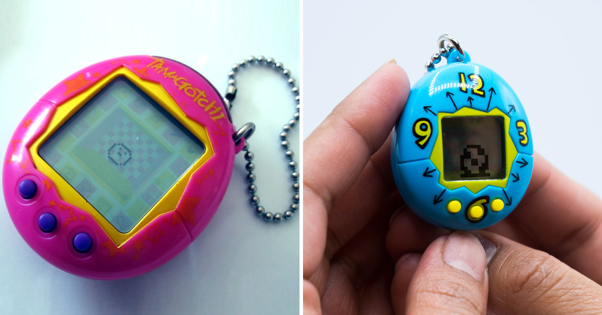 Tamagotchi Is Being Re-Launched For Its 20th Anniversary