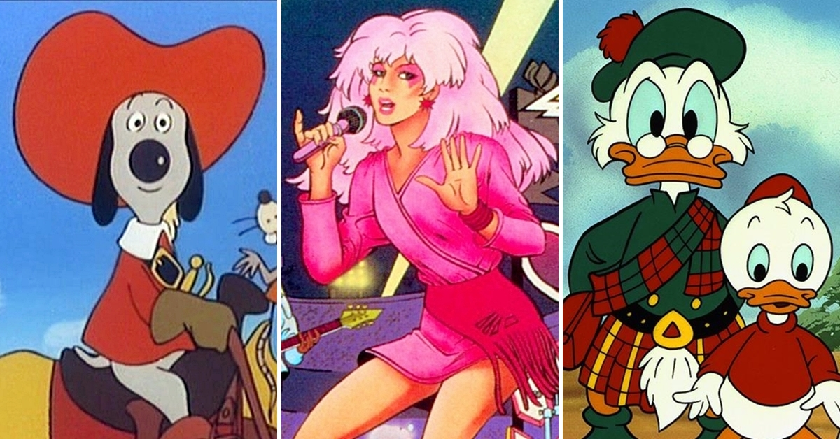 The Top 10 Greatest 80s Cartoon Theme Tunes
