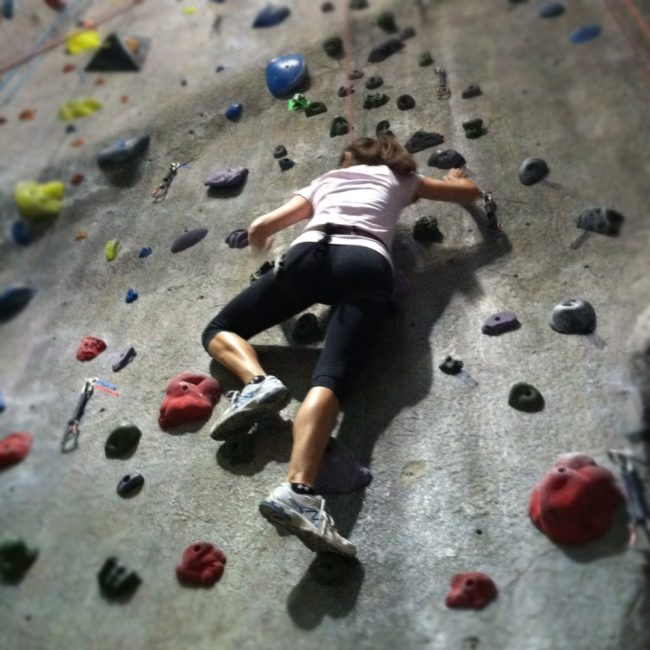 """Hengyi Rock Climbing Gym 20 Creepy Stories Of People Who Just Knew """"Something Didn't Feel Right"""""""