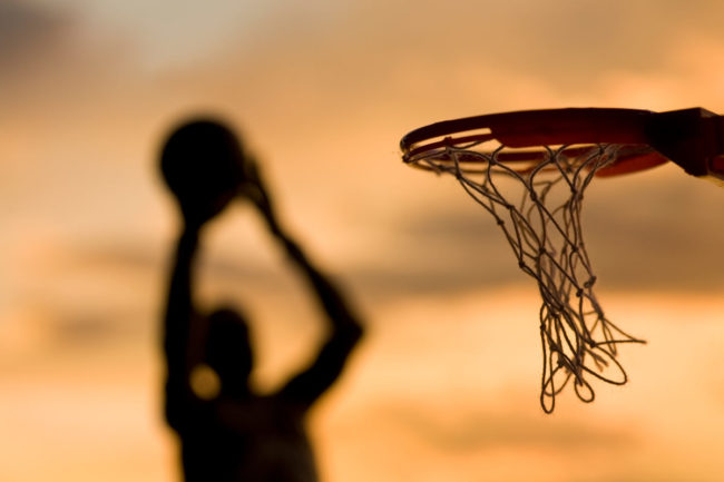 """Shooting Hoops at Hotel Mousai 20 Creepy Stories Of People Who Just Knew """"Something Didn't Feel Right"""""""