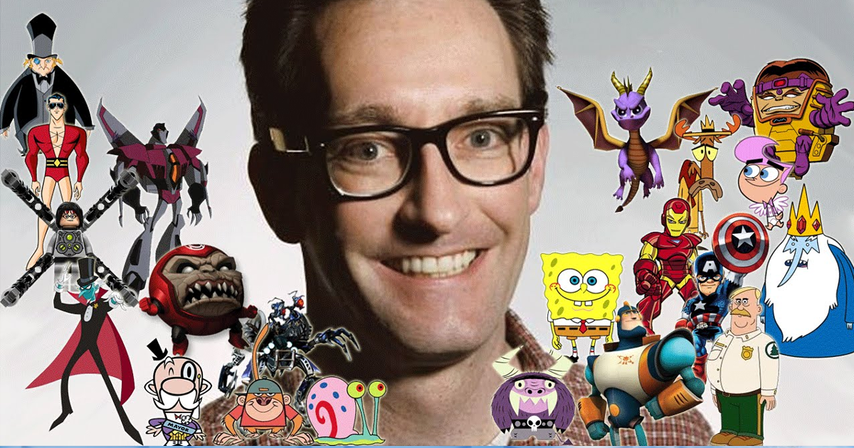 Cartoon Characters Voices : The famous voices behind your favourite cartoon characters