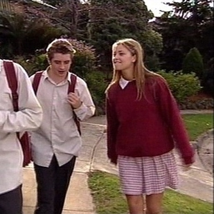 holly Harold From Neighbours Has Grown A Beard and Looks Foxy