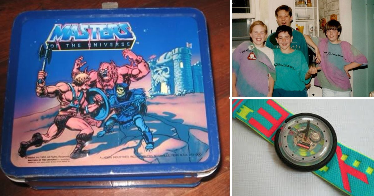 26 Sure Fire Ways To Know You Grew Up In The 1980s