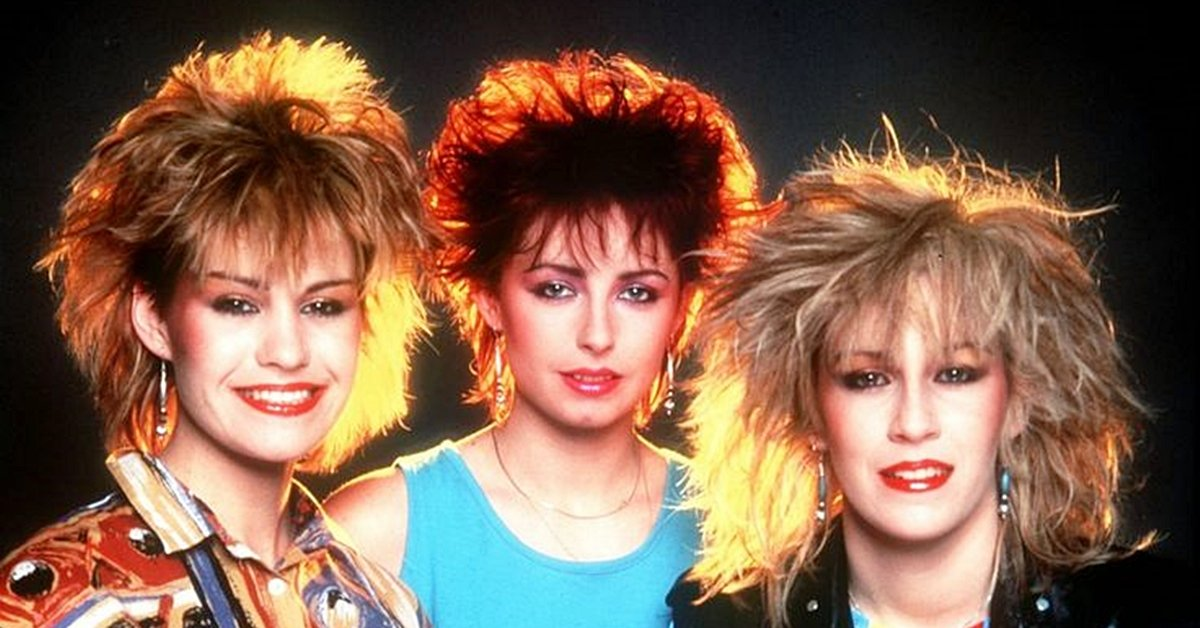 Remember Bananarama? Here's What They Look Like Now