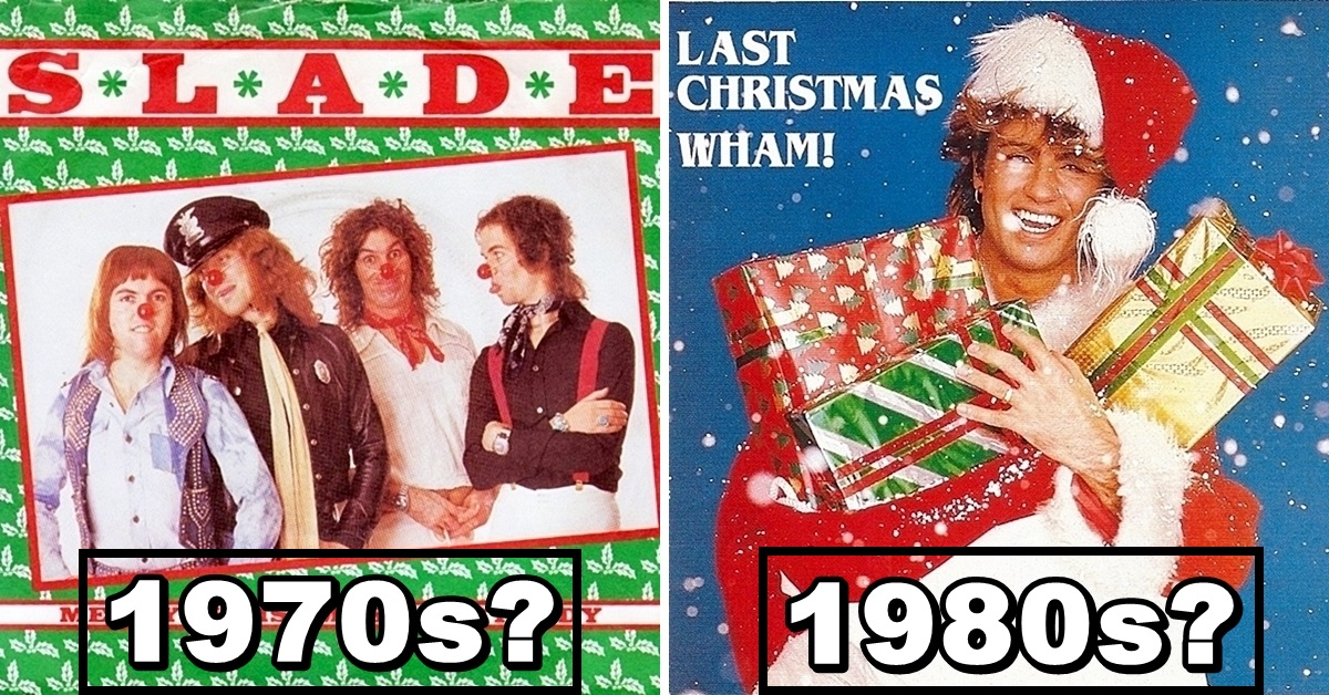 A Poll Has Revealed 'The Greatest Decade For Christmas Music'