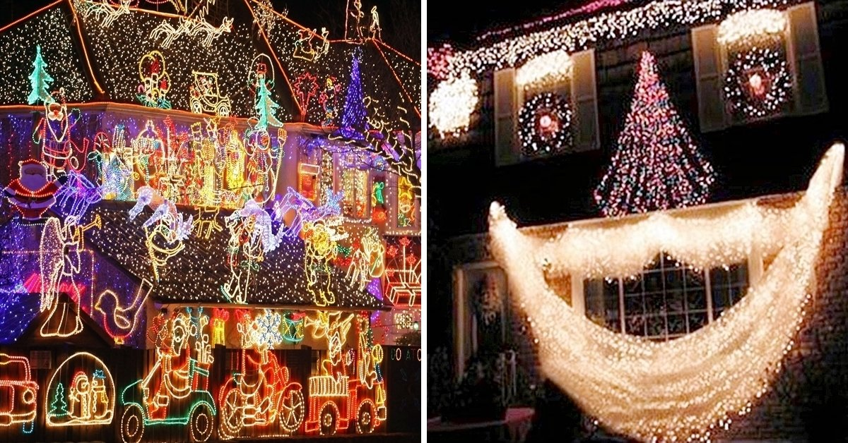 15 people who took christmas decorations way too far