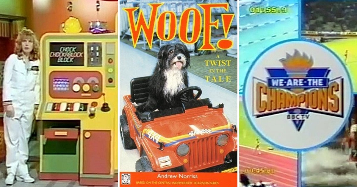 16 TV Shows That Will Take You Right Back To Your Childhood