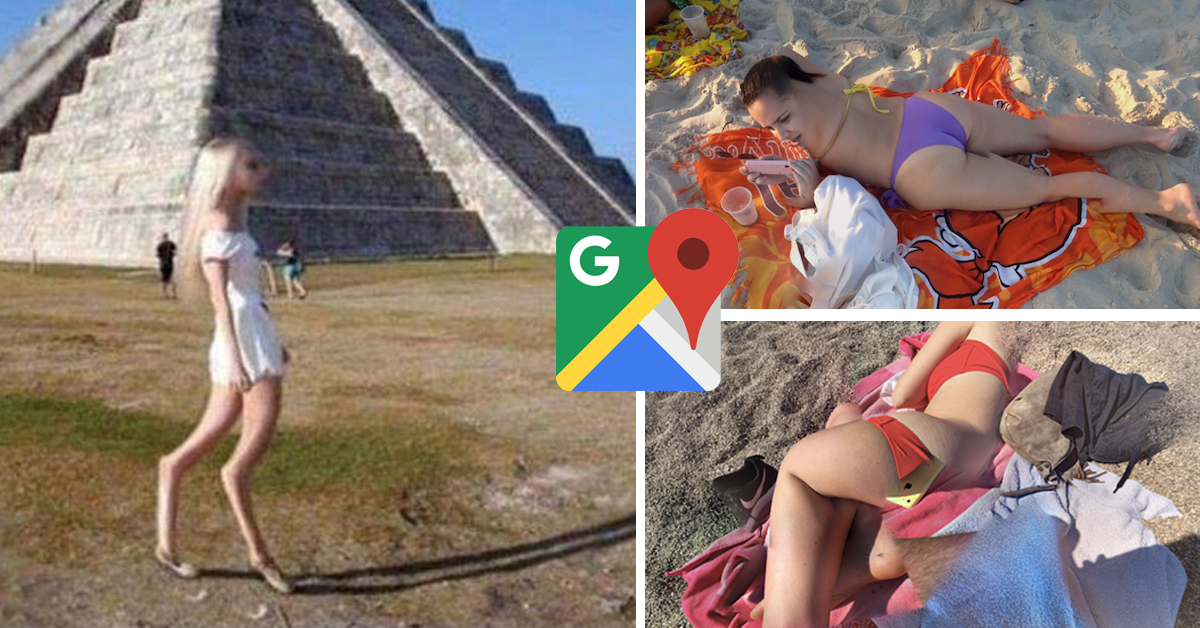 24 Hilarious Google Maps Glitches You Have To See