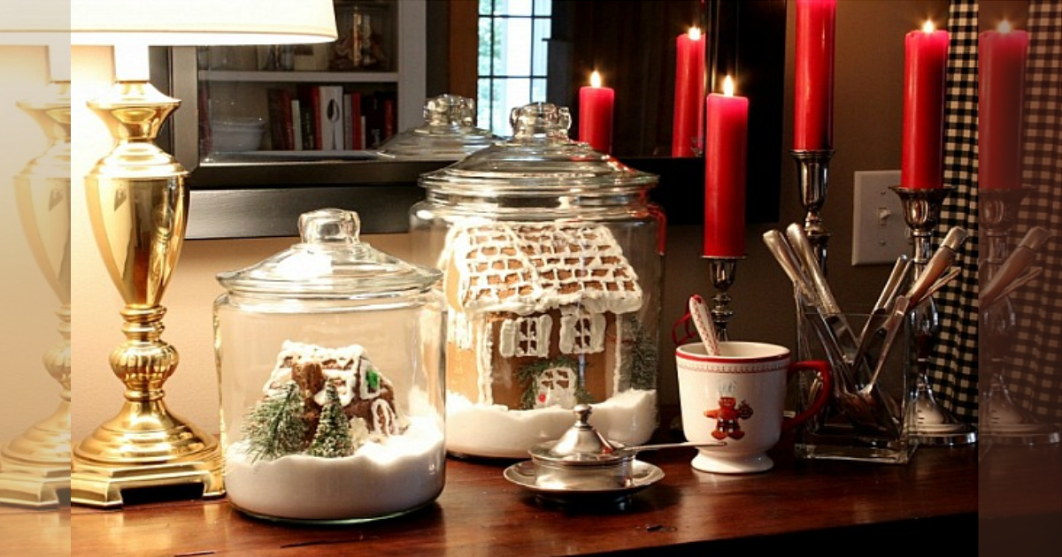 10 ways to decorate for christmas in a small house Ways to decorate your house for christmas