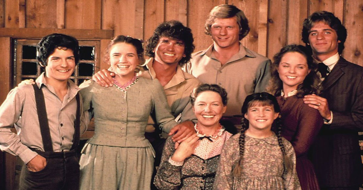 Here Is What The Cast Of Little House On The Prairie Are Up To Nowadays