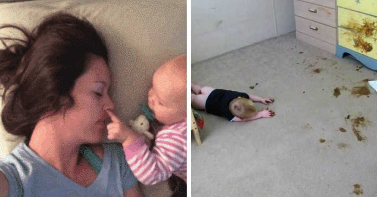 19 Signs You're A Mother In Serious Need Of A Break