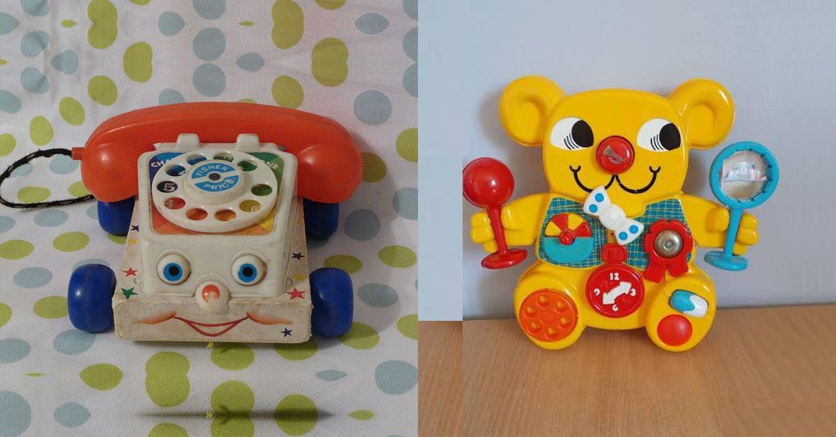 18 Toys That Will Take You Back To Your Childhood