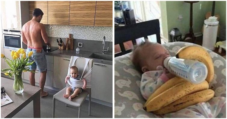 22 Dads That Get Full Marks For Creativity