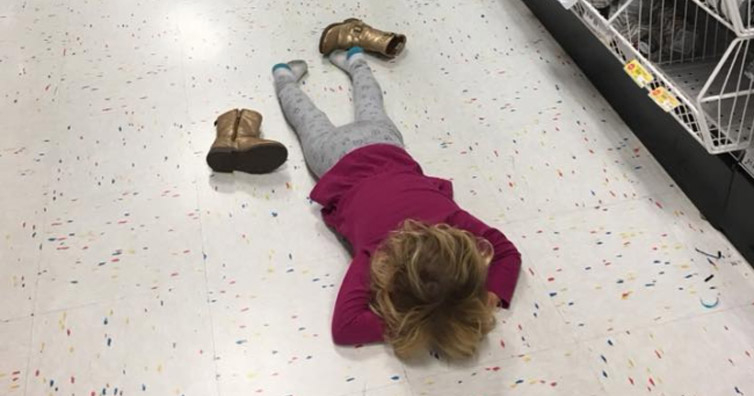 14 Temper Tantrums That These Kids Threw In Epic Style!