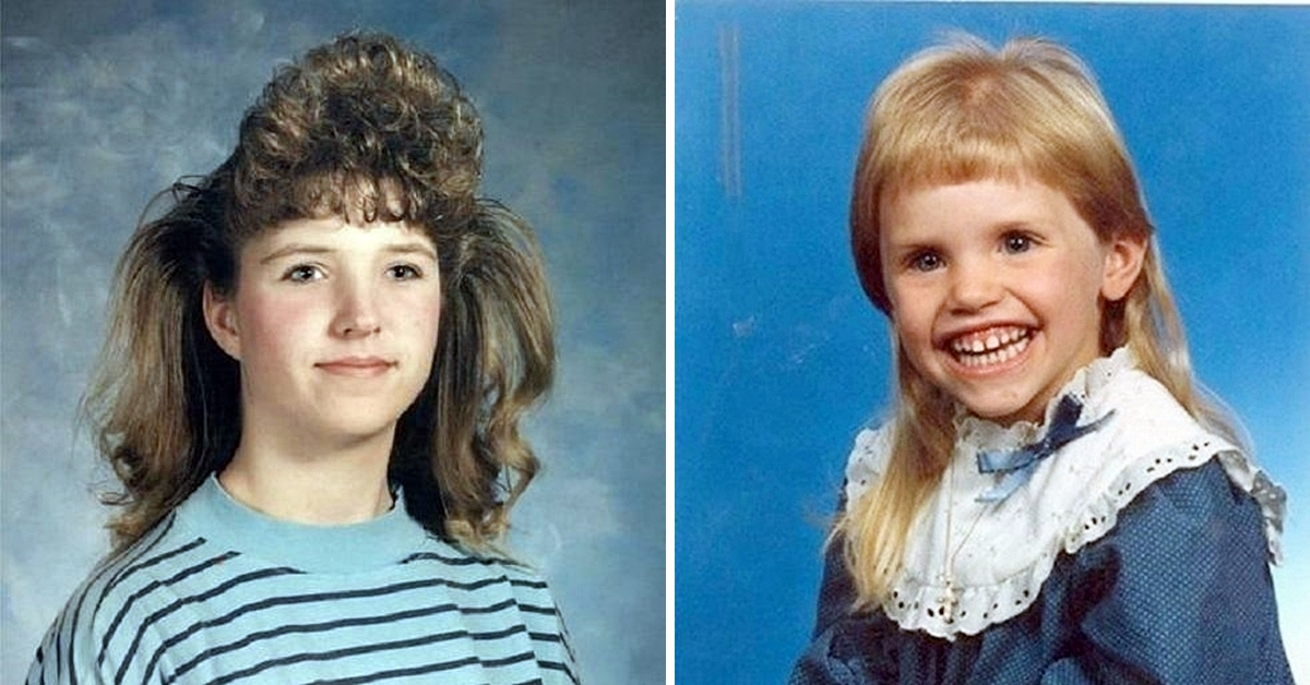 20 cringeworthy 80s kids hairstyles that have to be seen to be believed