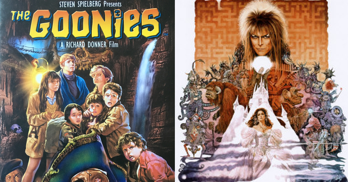 26 Great Films From The 80's (In no particular order)
