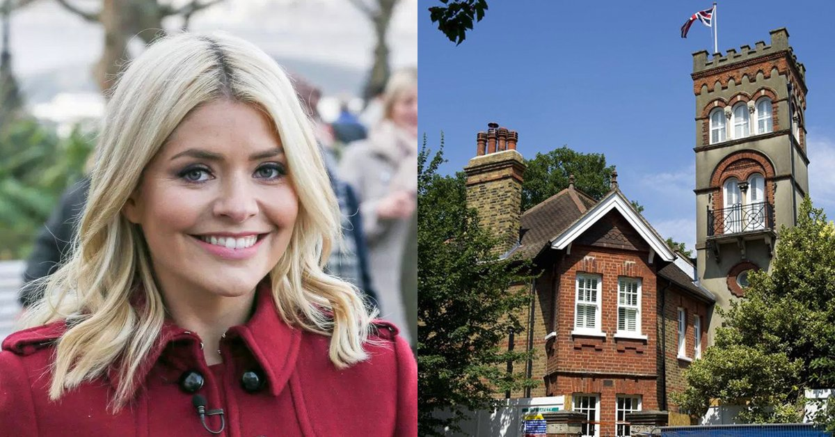 A Look At Holly Willoughby's Home