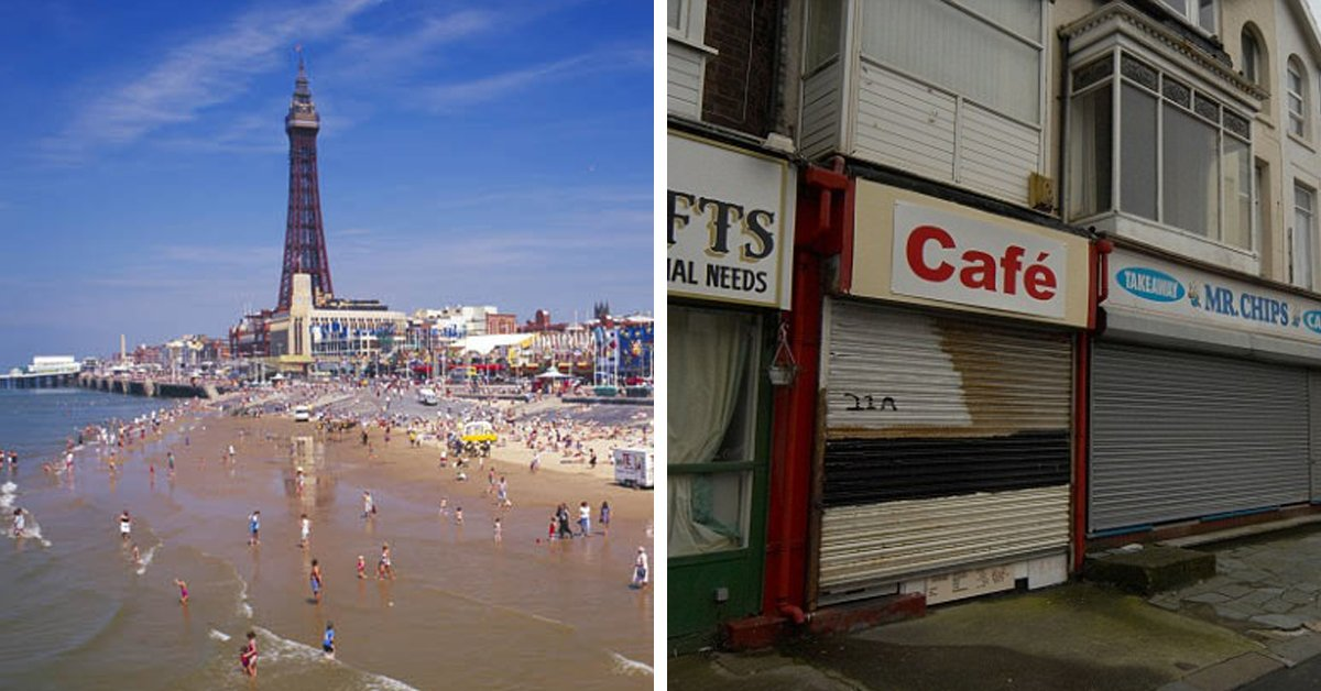 The Top Ten Worst Towns to Live In in Britain are announced!